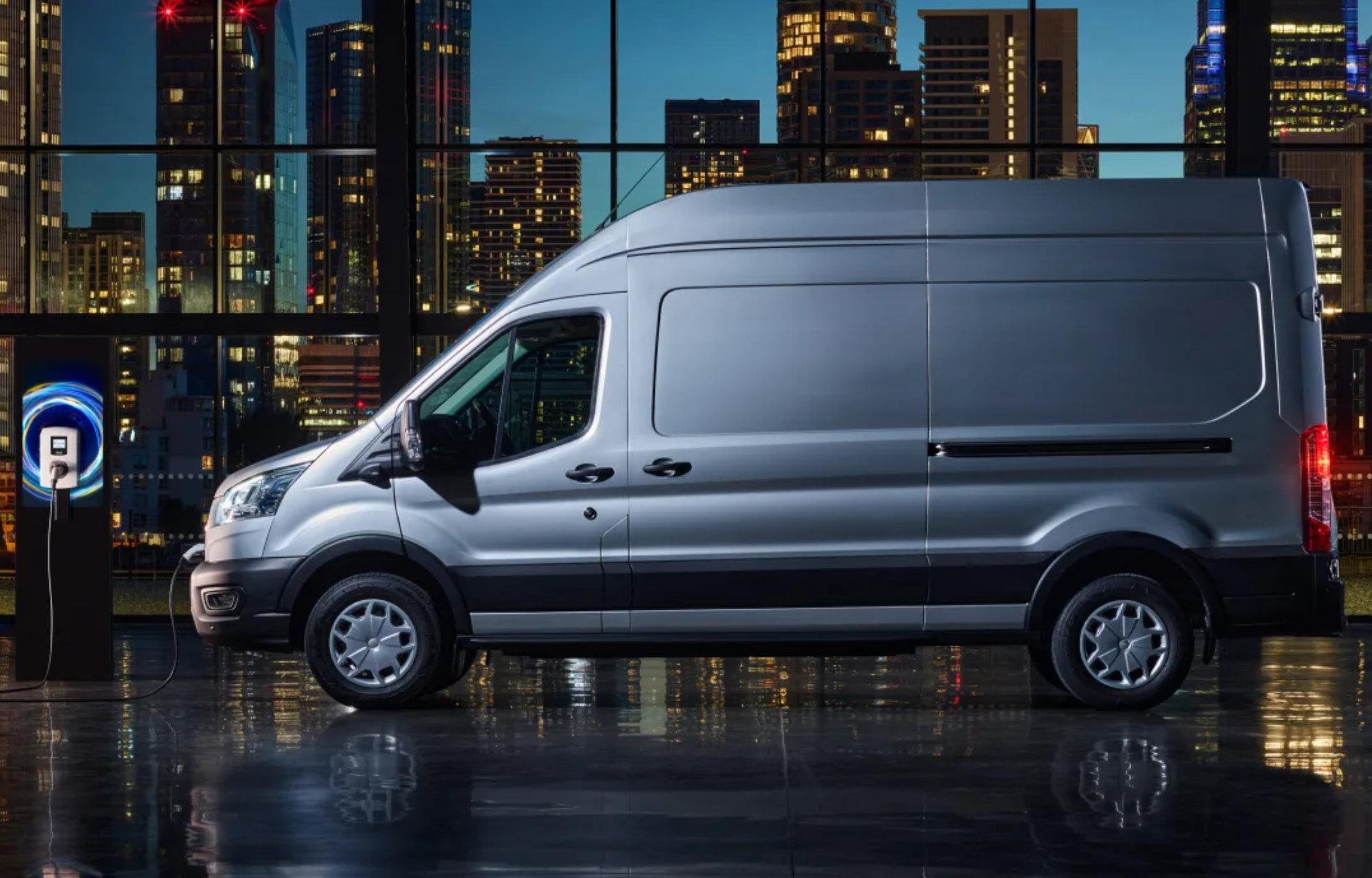 En ny æra for Fords varebiler