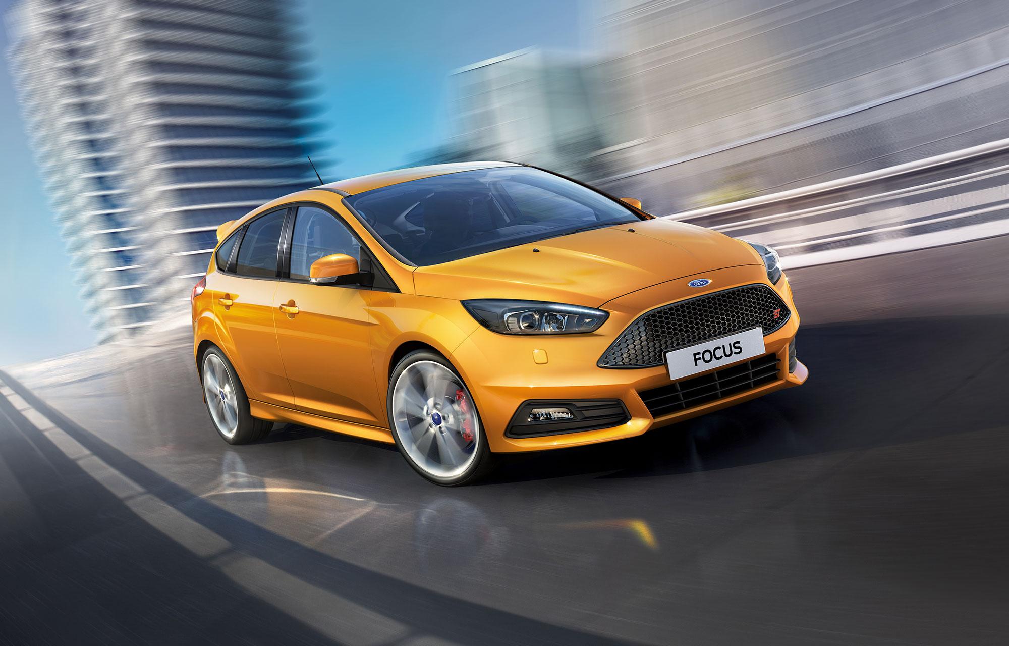 Ford Focus-car