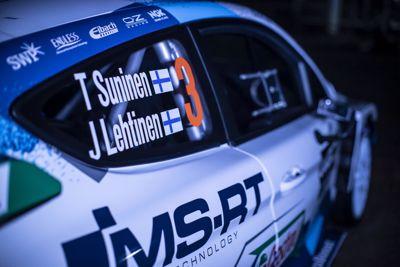 Les Transit & Ranger « série spécial MS-RT » de l'équipe rally M-Sport Ford arrive chez nous !