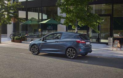 Ford onthult nieuwe Fiesta Van