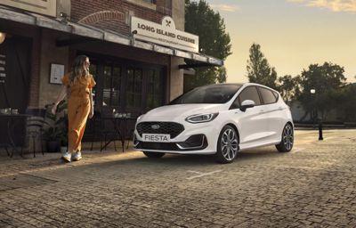 Ford onthult nieuwe Fiesta