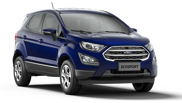 Ford EcoSport Virtuele Showroom