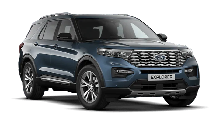 Ford Exlorer Platinum