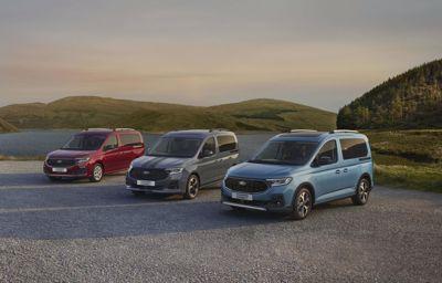 Ford dévoile le nouveau Tourneo Connect multi-activités
