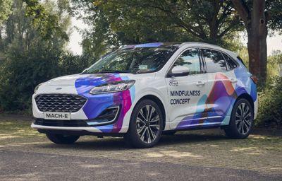 Ny Ford Mindfulness Concept Car: Gør dig mere fokuseret bag rattet