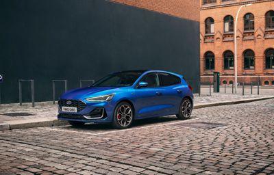 Connectivité optimale, moteurs hybrides E85 et nouveau design : voici la nouvelle Ford Focus