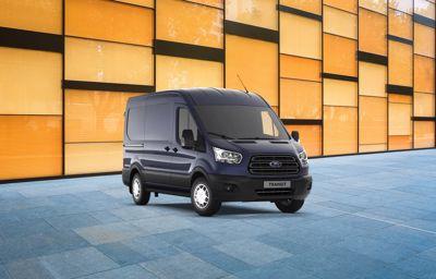 **Transit 2T** 310 L2H2 Trend Business EcoBlue Hybrid Diesel à partir de 199€ HT/mois (1)