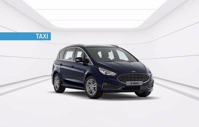 **S-MAX** Taxi Titanium Business EcoBlue Diesel à partir de 24 190€ HT (1)