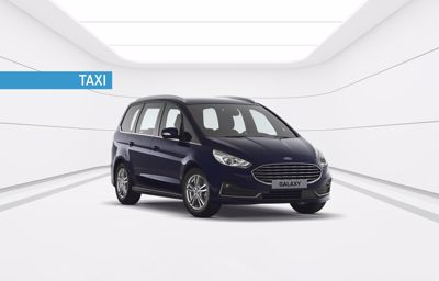**Galaxy** Taxi Titanium Business EcoBlue Diesel à partir de 26 890€ HT (1)