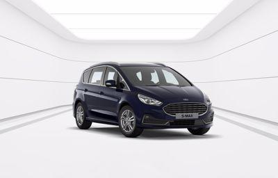 Ford **S-MAX** 5P Titanium Business EcoBlue à partir de 389€/mois (1)