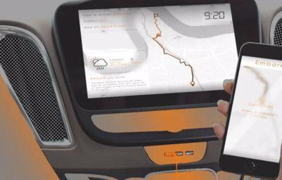 Önvezető taxi nyerte a Ford 'New Designers' díját