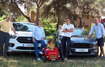 A Ford mérnöknői lelkesítik a jövő nemzedékeit