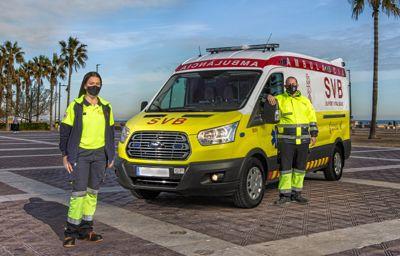 Nieuwe filmserie 'Lifesavers' zet helden van Europese hulpdiensten in het zonnetje