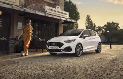 Ford presenteert de nieuwe Ford Fiesta