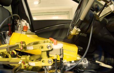 Dankzij robotchauffeurs zijn Fords bestand tegen zwaarste omstandigheden