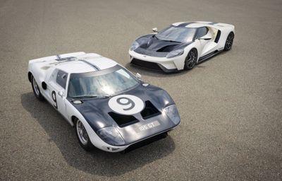 Ford eert GT40 prototype uit 1964 met speciale GT '64 Heritage Edition