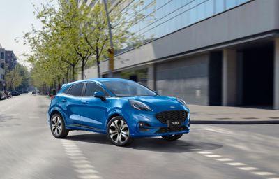 Ford to Introduce Puma Mild Hybrid in 2022