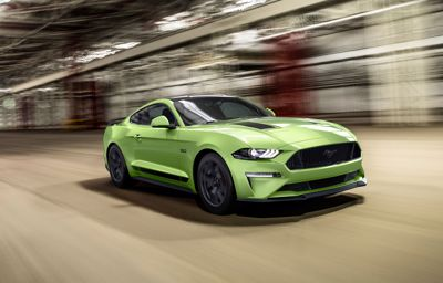 Limited edition Ford Mustang GT Black Shadow Fastback coming to NZ