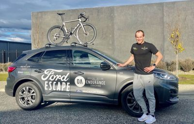 Macaulay Ford and Ford NZ collaborate with our local World Champion