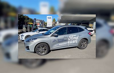 Energy City Ford | Taranaki Foundation Supporter