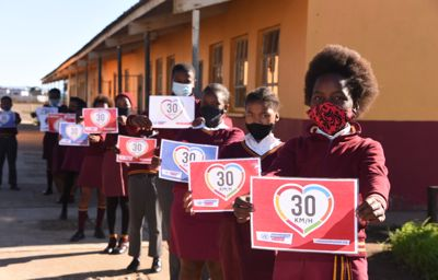 Ford-supported ChildSafe Pedestrian Safety Programme Launches Global Road Safety Week in Gqeberha