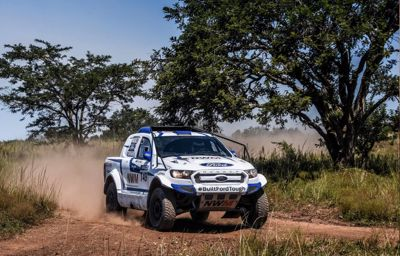 Ford NWM Development Team set for cross country debut at Sugarbelt 400