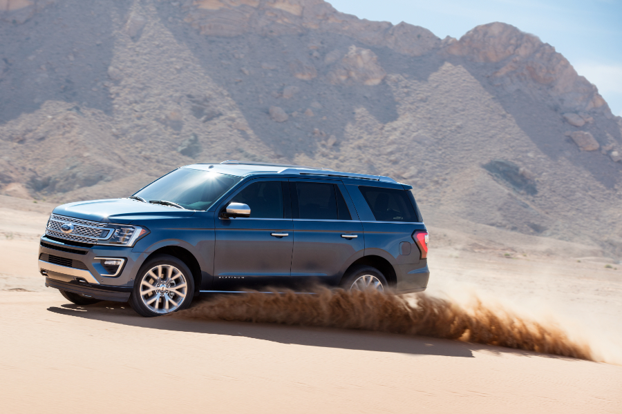 Checkout the All New Expedition