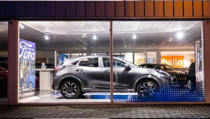 Ford van Dijk Schouten onderhoud en verkoop