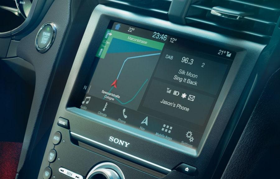 Ford Audio Systeem Upgrade voordeel