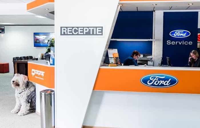 Autocentrum Gennep Receptie