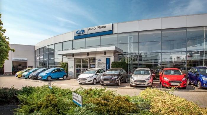 Ford Salon Auto Plaza